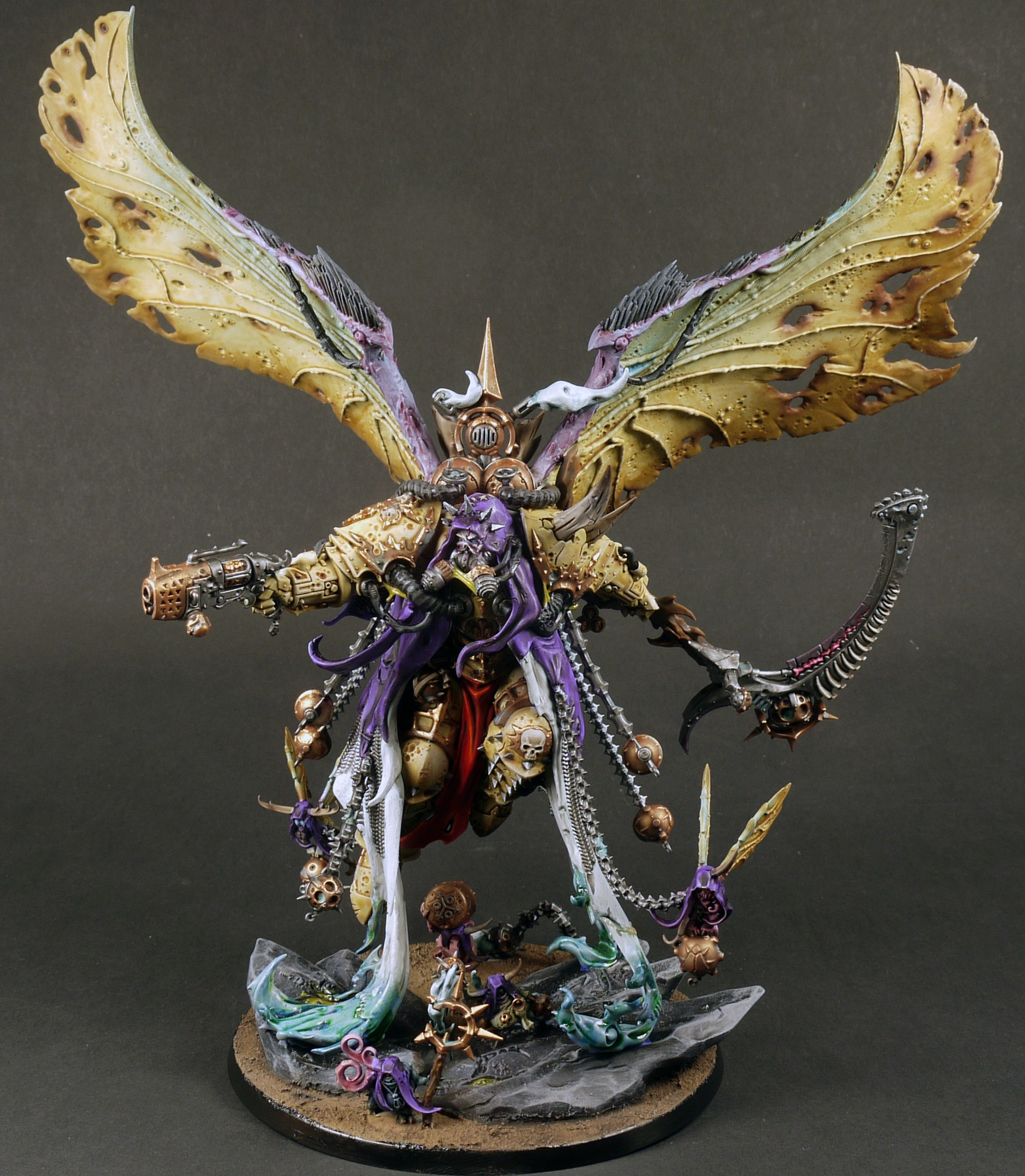 Yet another Mortarion
