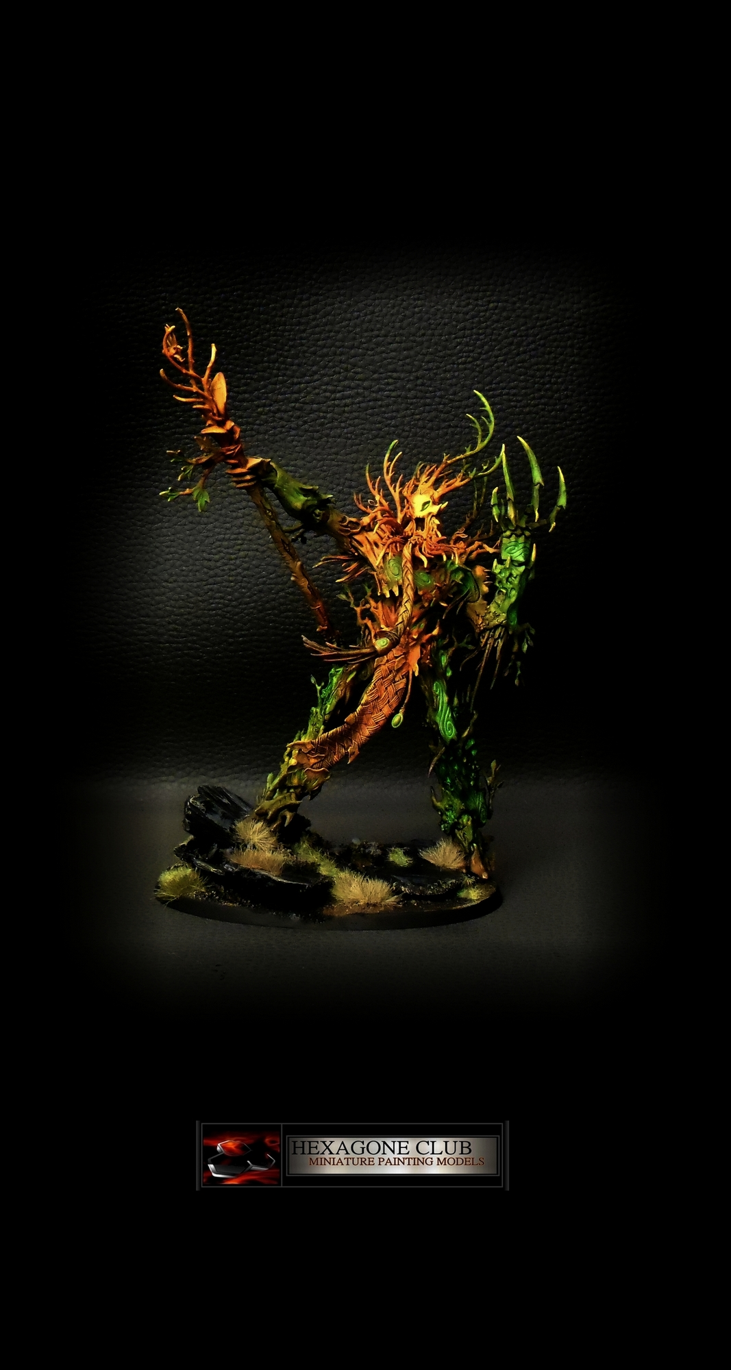 Warhammer Sylvaneth TREELORD Ancient .