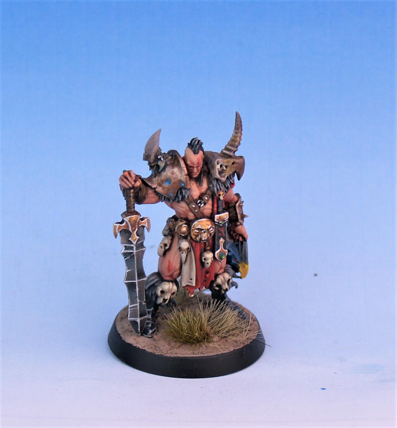 Dark Oath Chieftan