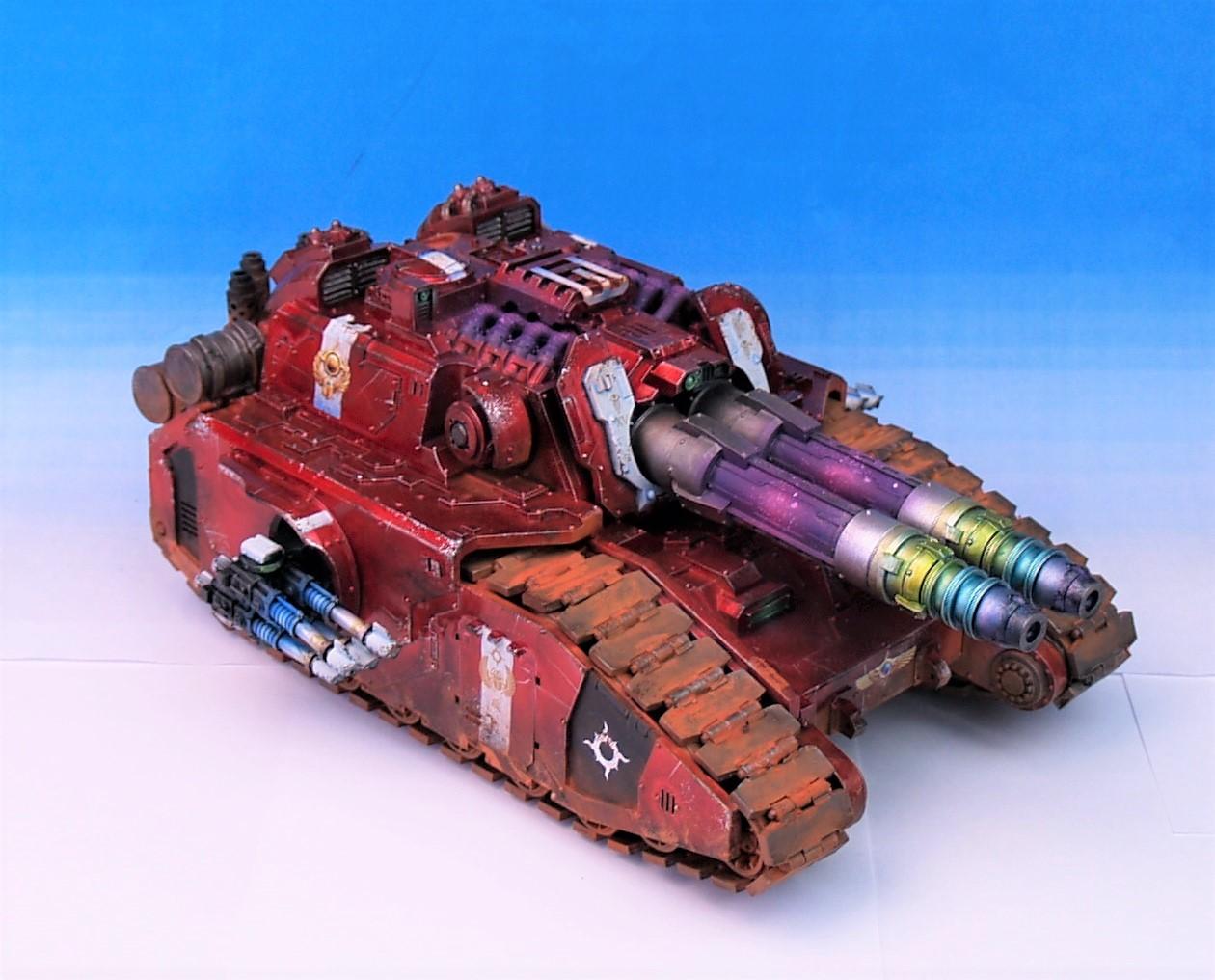 Thousand Sons Legion Falchion Tank