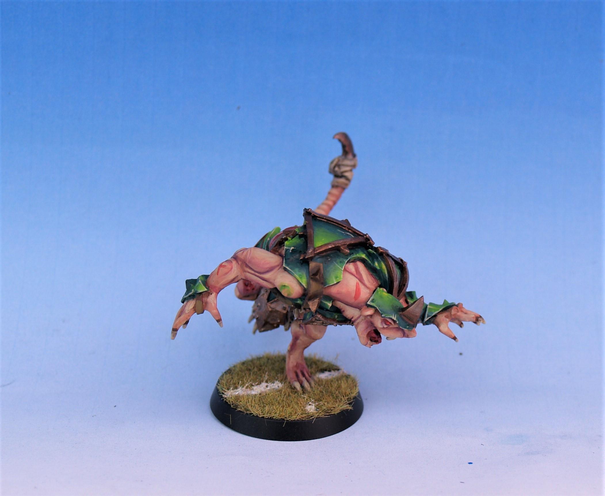 Blood Bowl Rat Ogre