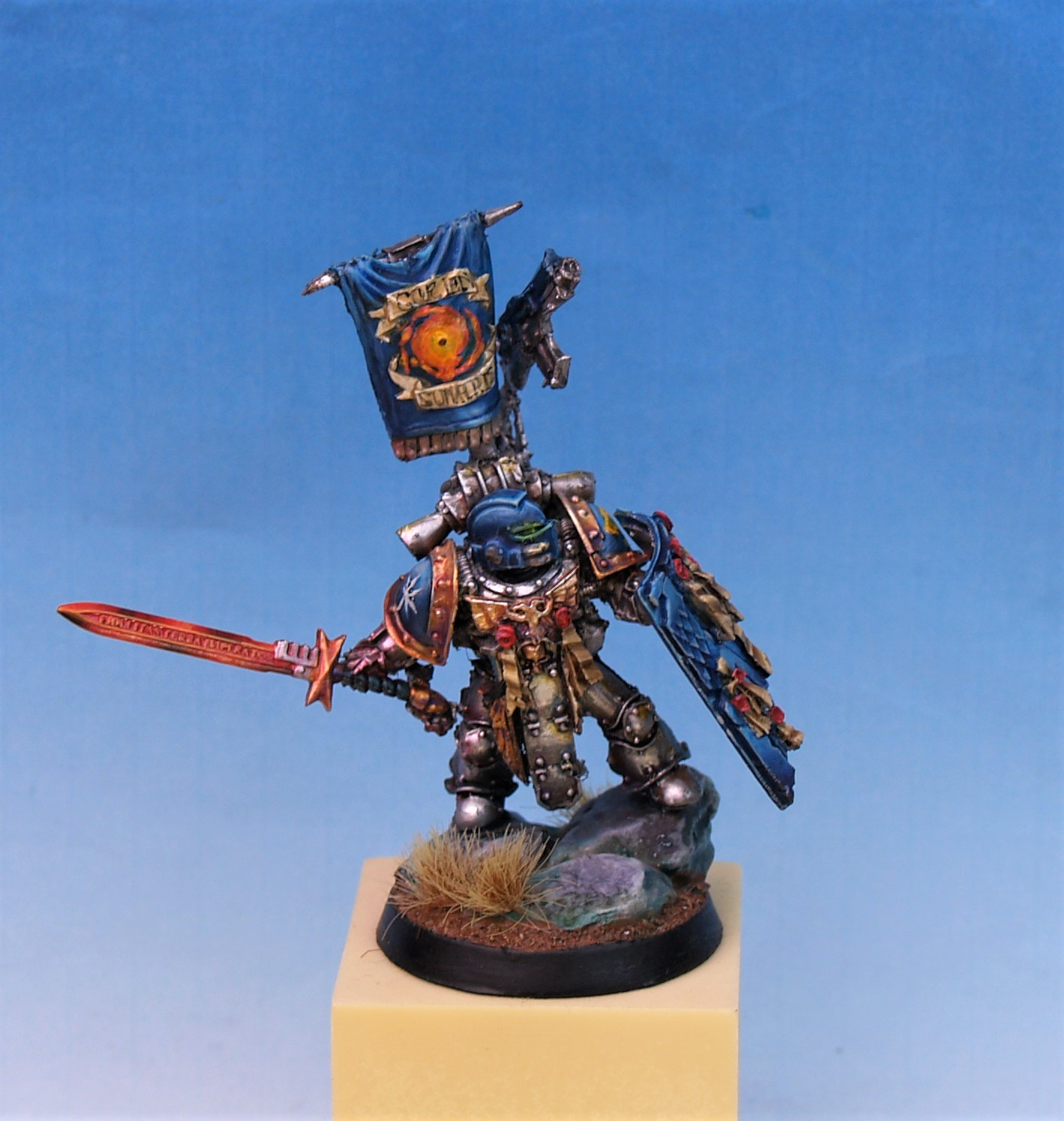 Astral Claws Champion