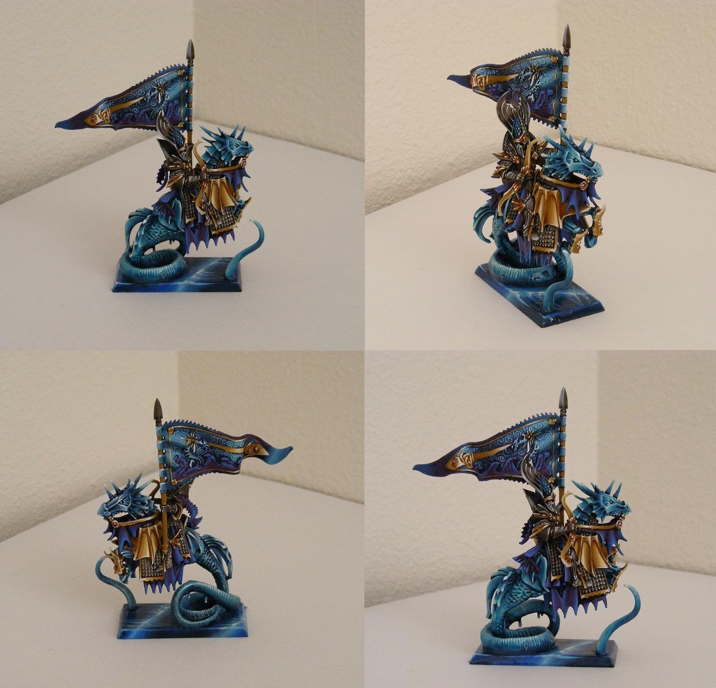 Mounted Lothorian Seaguard Conversion