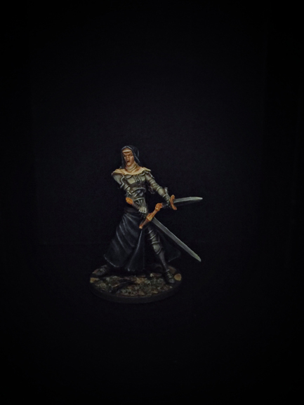 Ann Zombicide Black Plague - Massive Darkness
