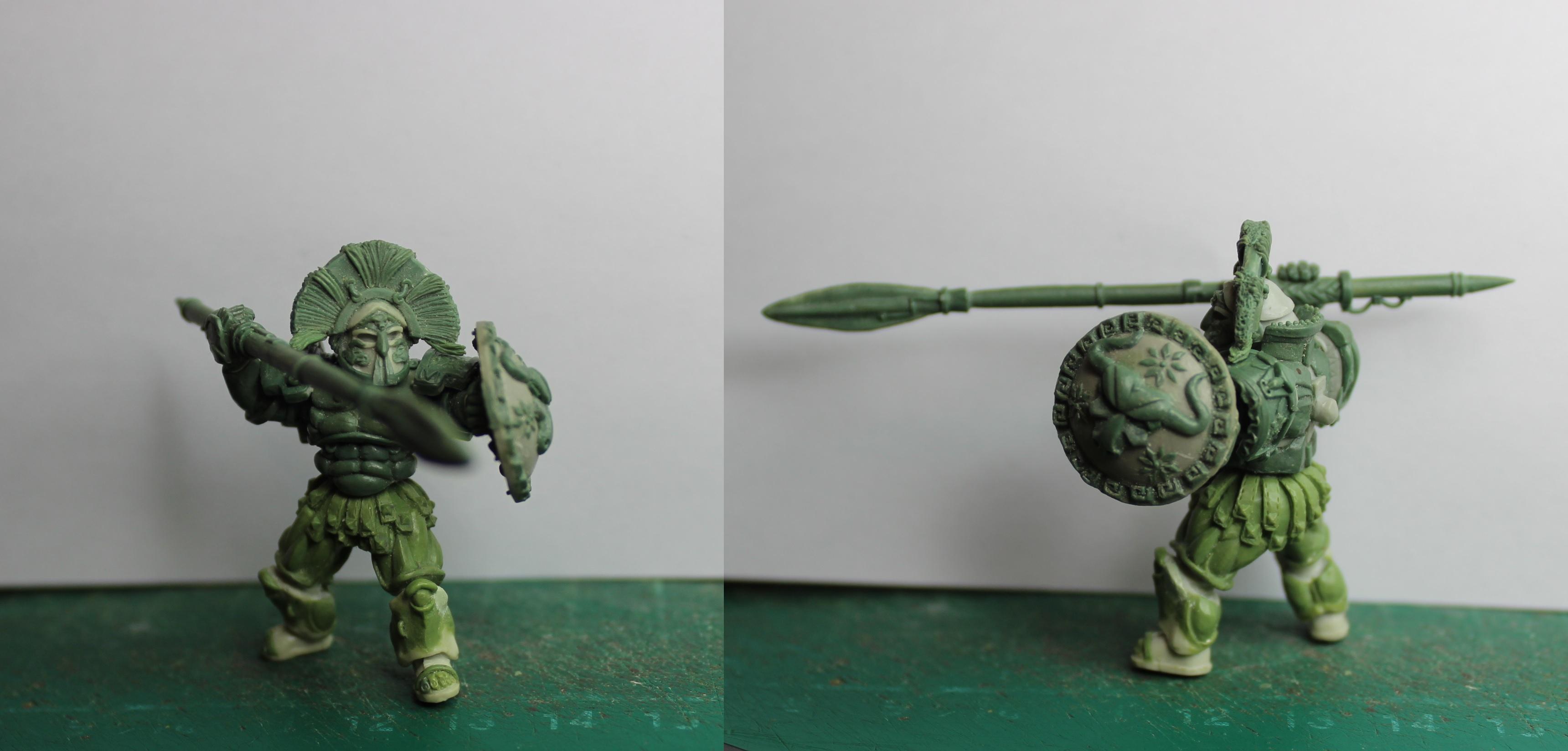 Spartan marine