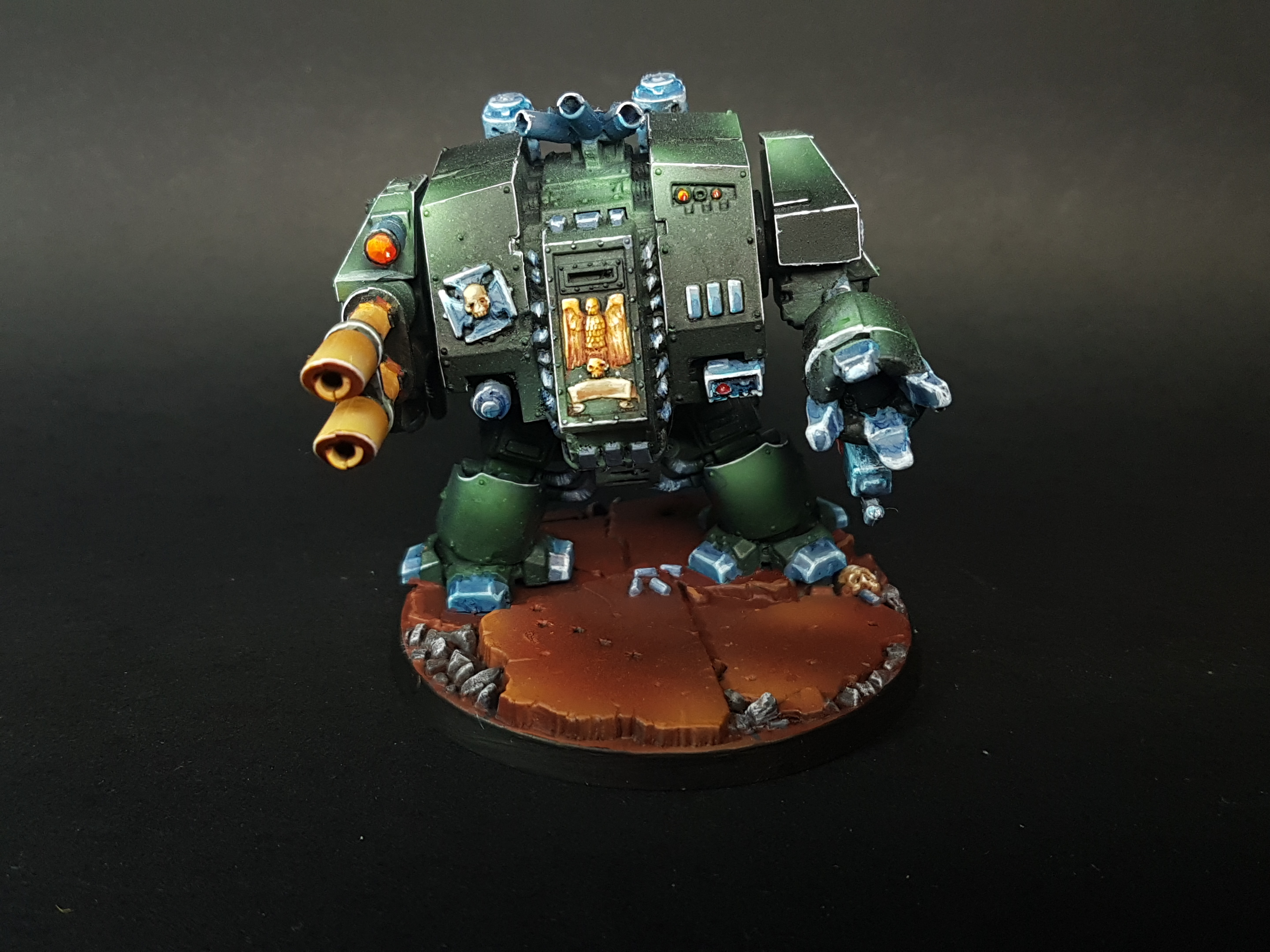 WARHAMMER 40K - DREADNOUGHT