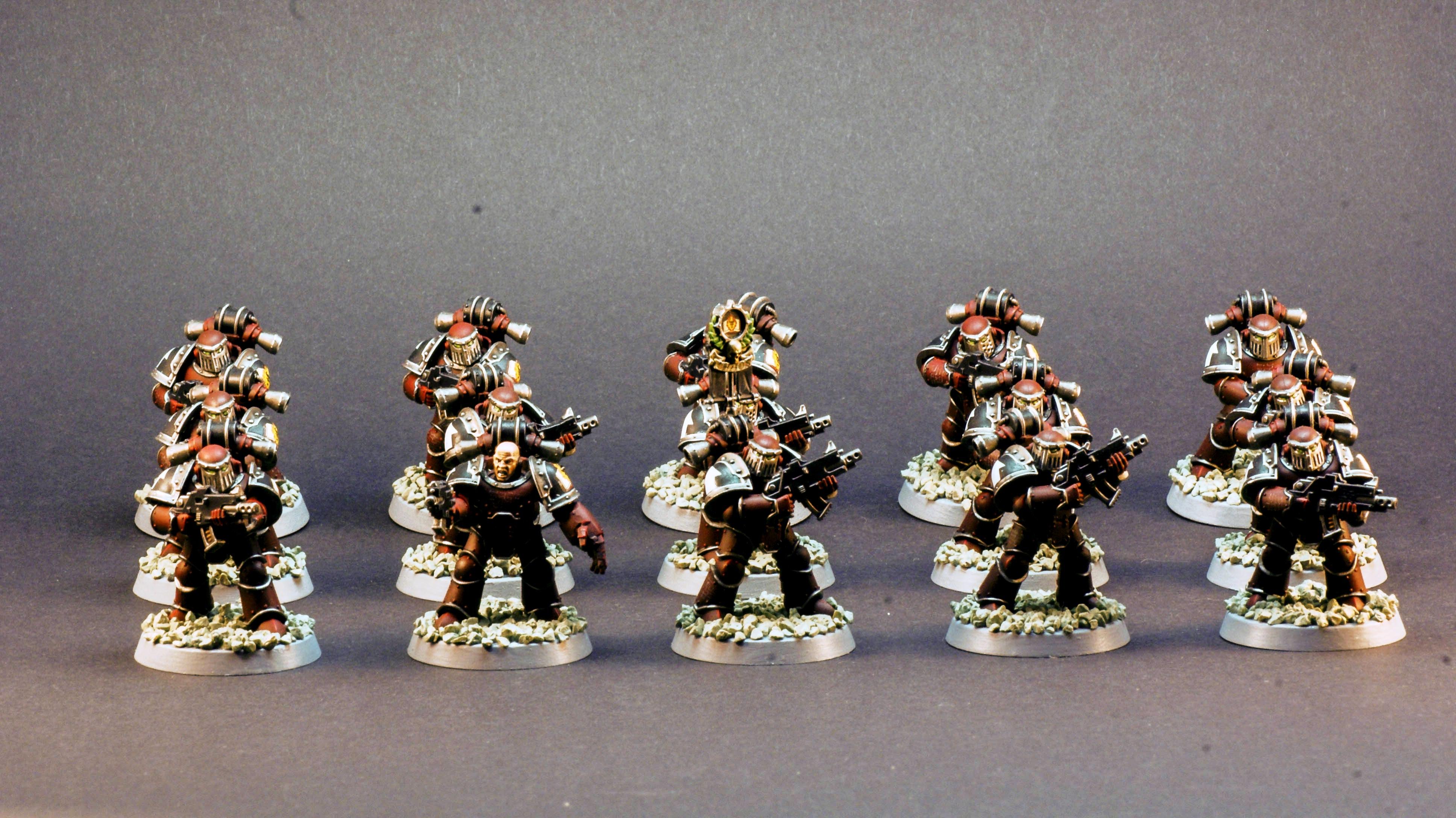 Legiones Astartes Tactical Squad #1