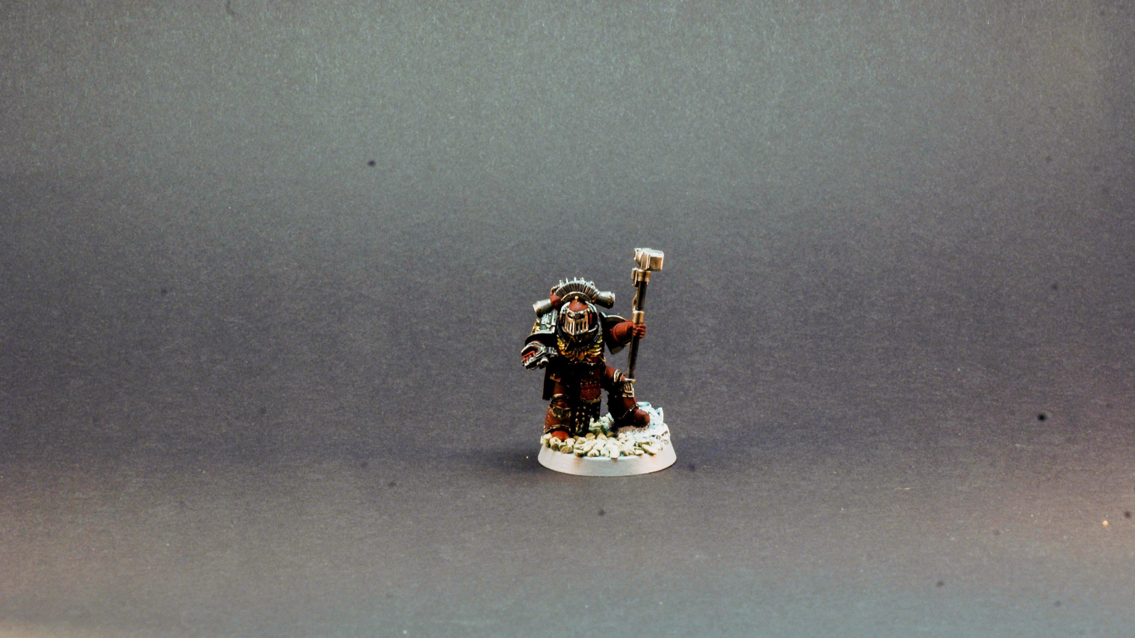 Legiones Astartes Centurion/Praetor