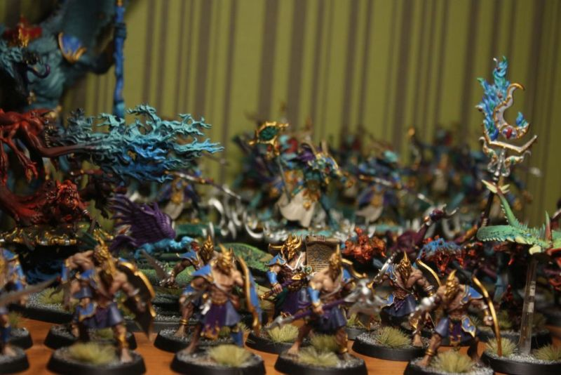 Daemons of Tzeentch Army - Age of Sigmar