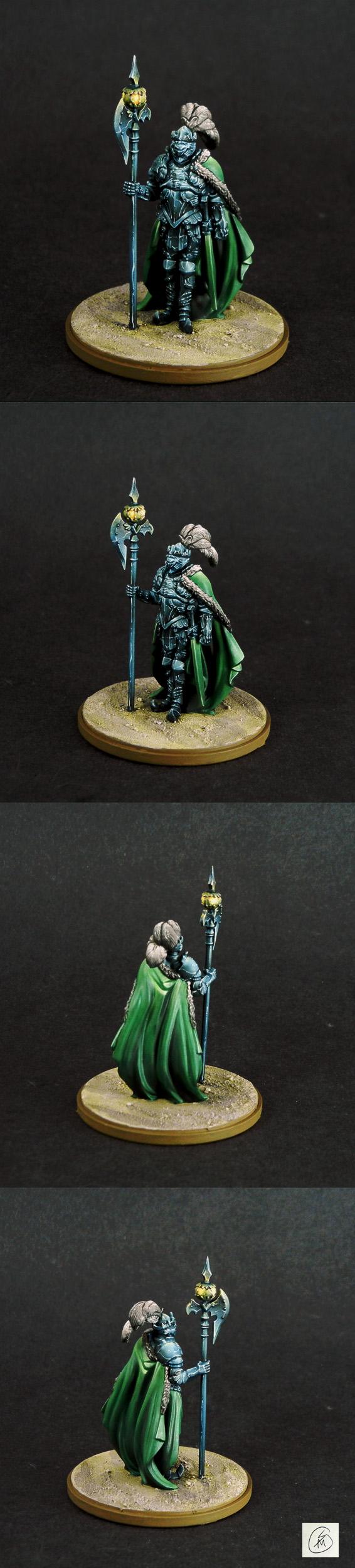 Kingdom Death, The King's Man
