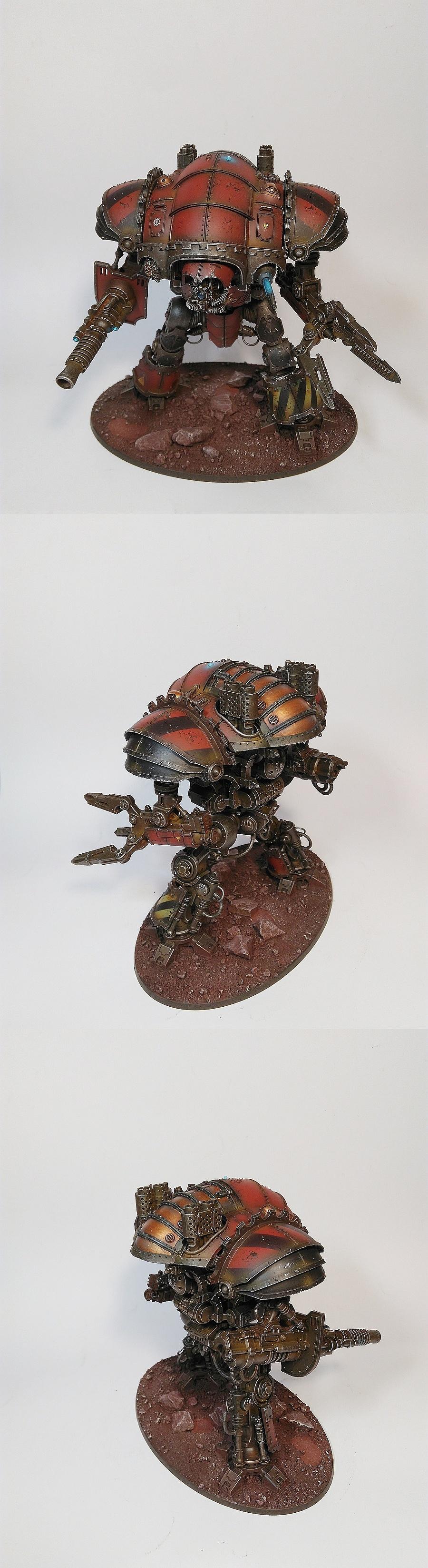 Imperial Knight Magaera