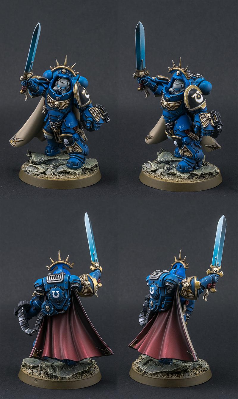 Dark Imperium Primaris Captain