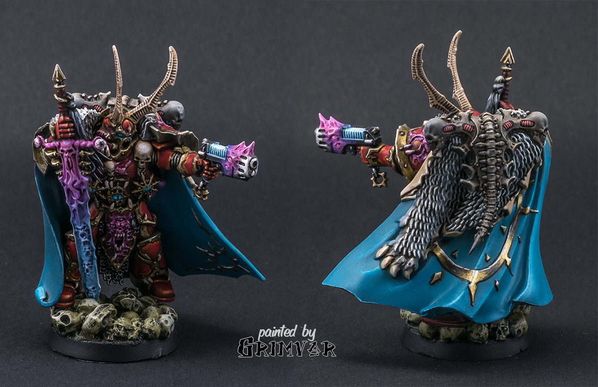 Dark Vengeance Chaos Lord