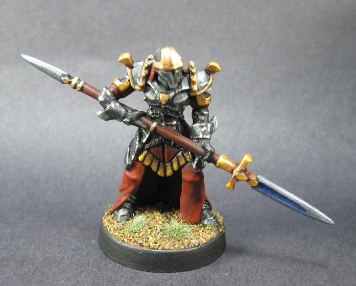 14302: Corvus, Overlords Sergeant