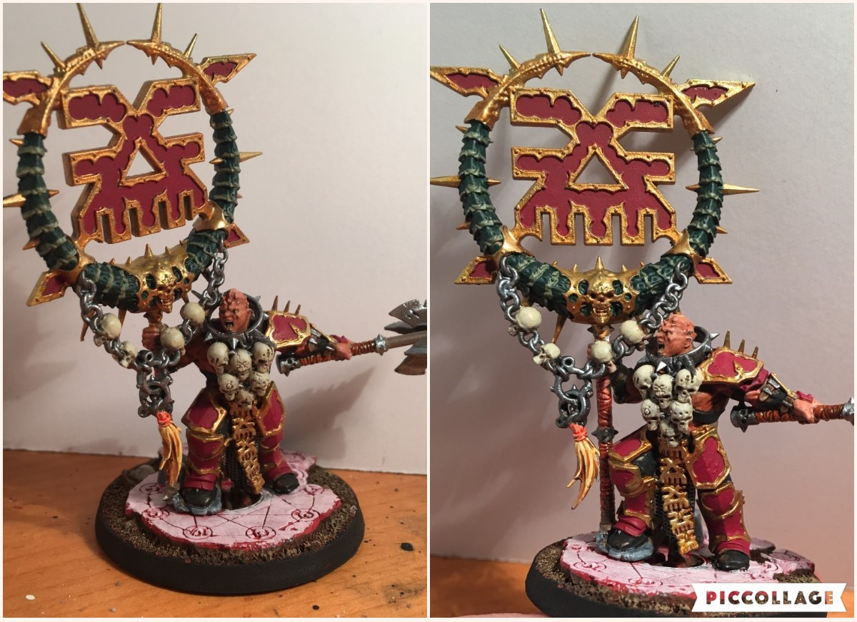 Bloodsecrator from Warhammer Age of Sigmar