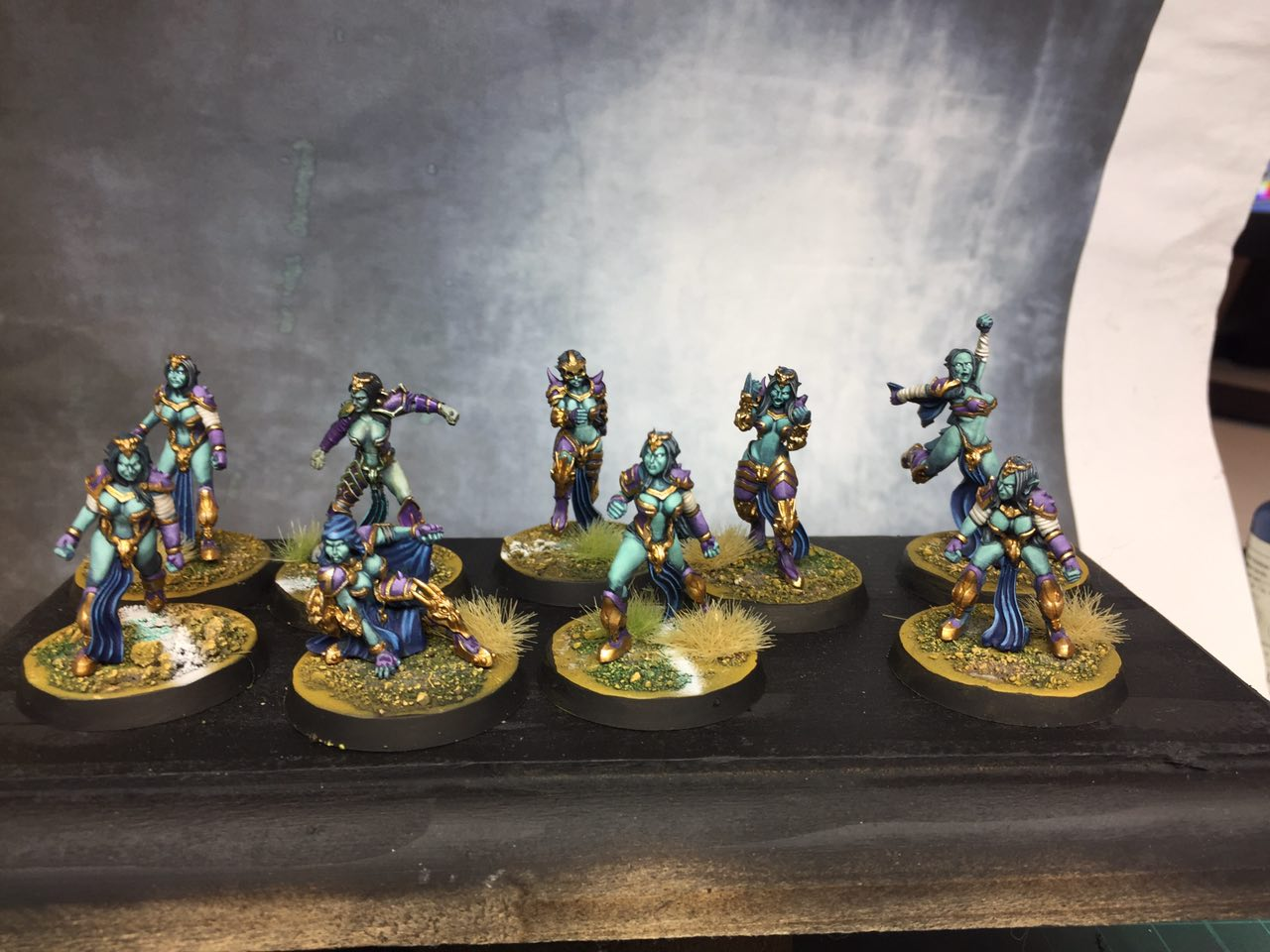 Occulte Predators Fantasy Football Team