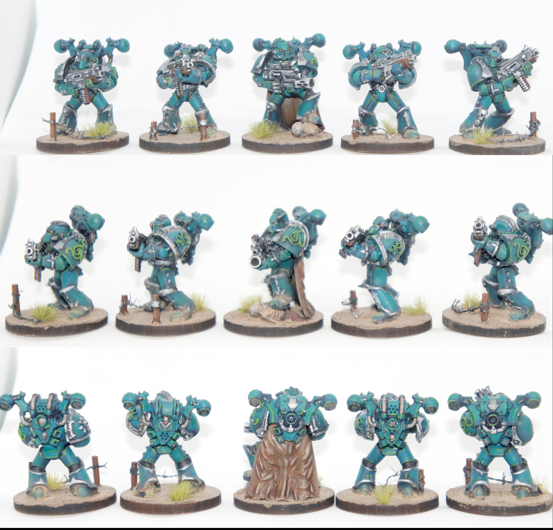 Alpha Legion Chaos Space Marines