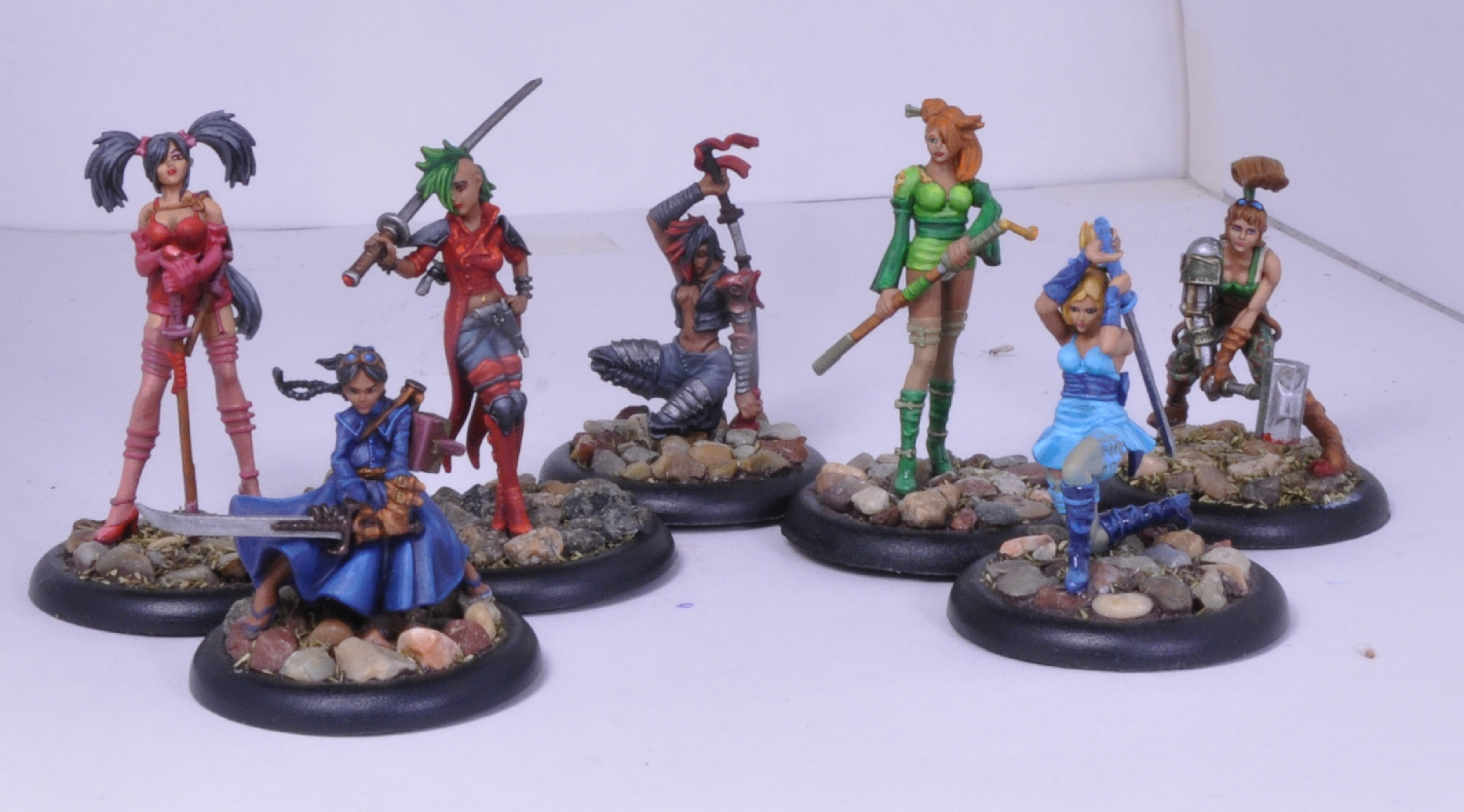Hired Swords Starter; Malifaux