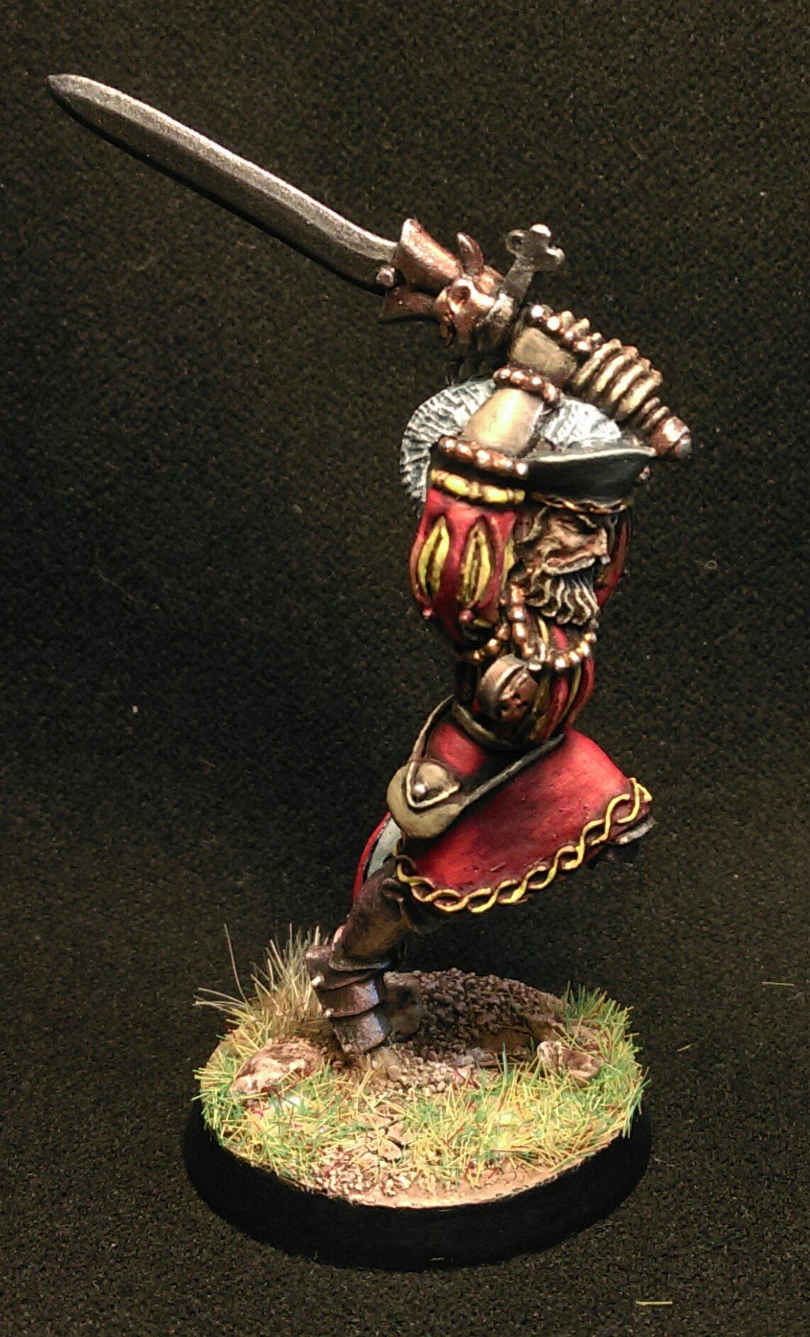 Mordheim Swordfighter