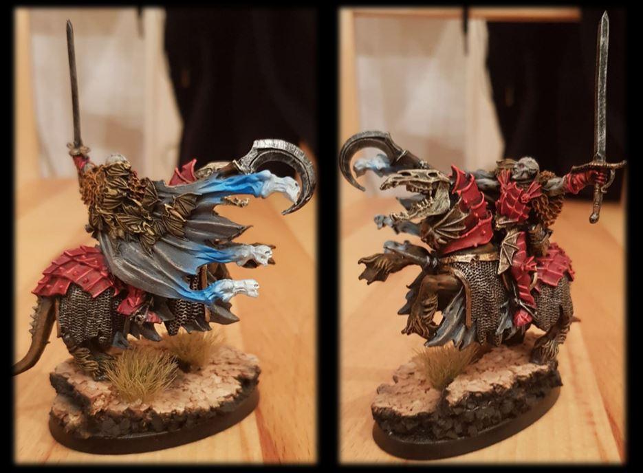 Vampire Lord on Skeleton Steed