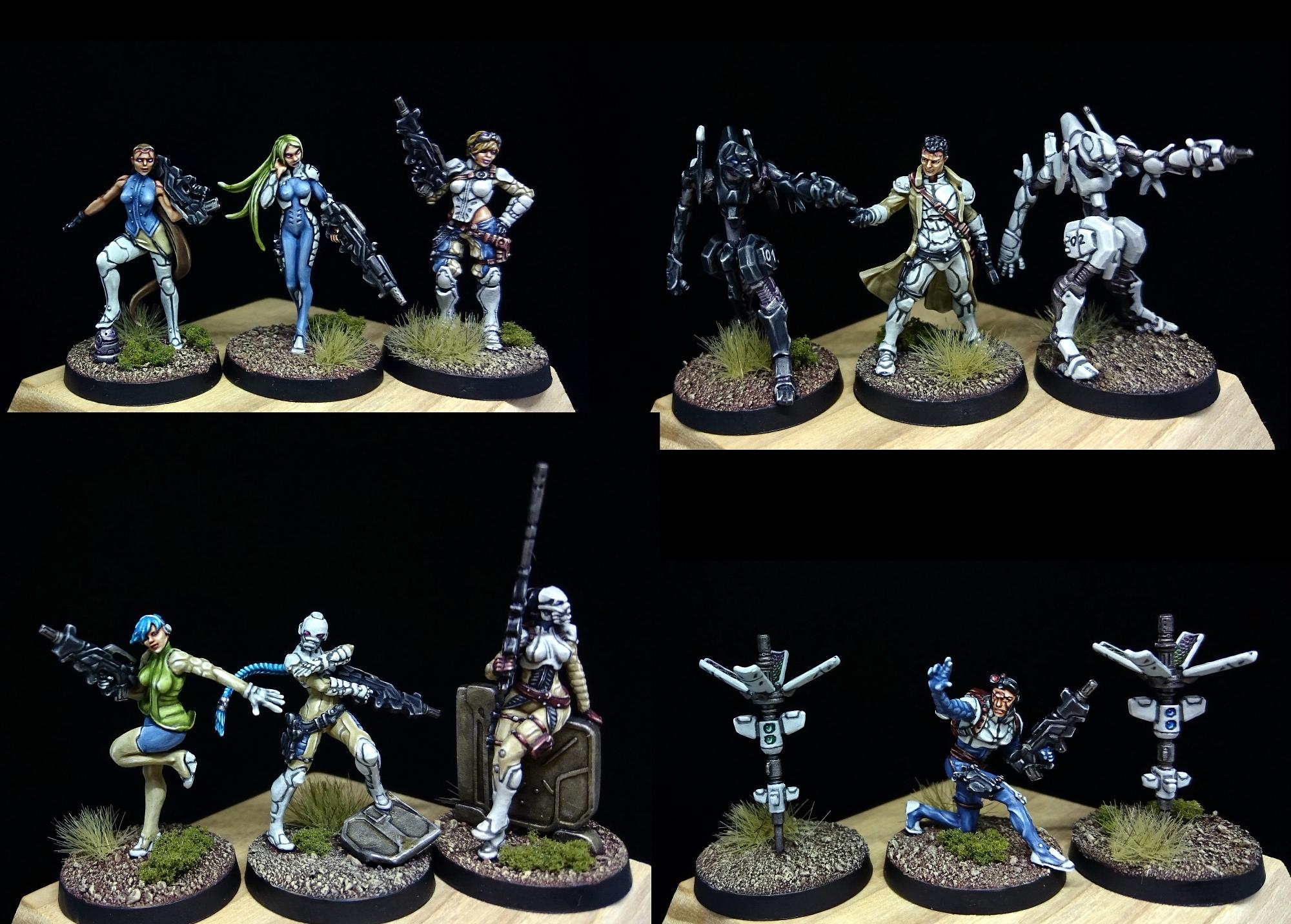 My ALEPH army :)