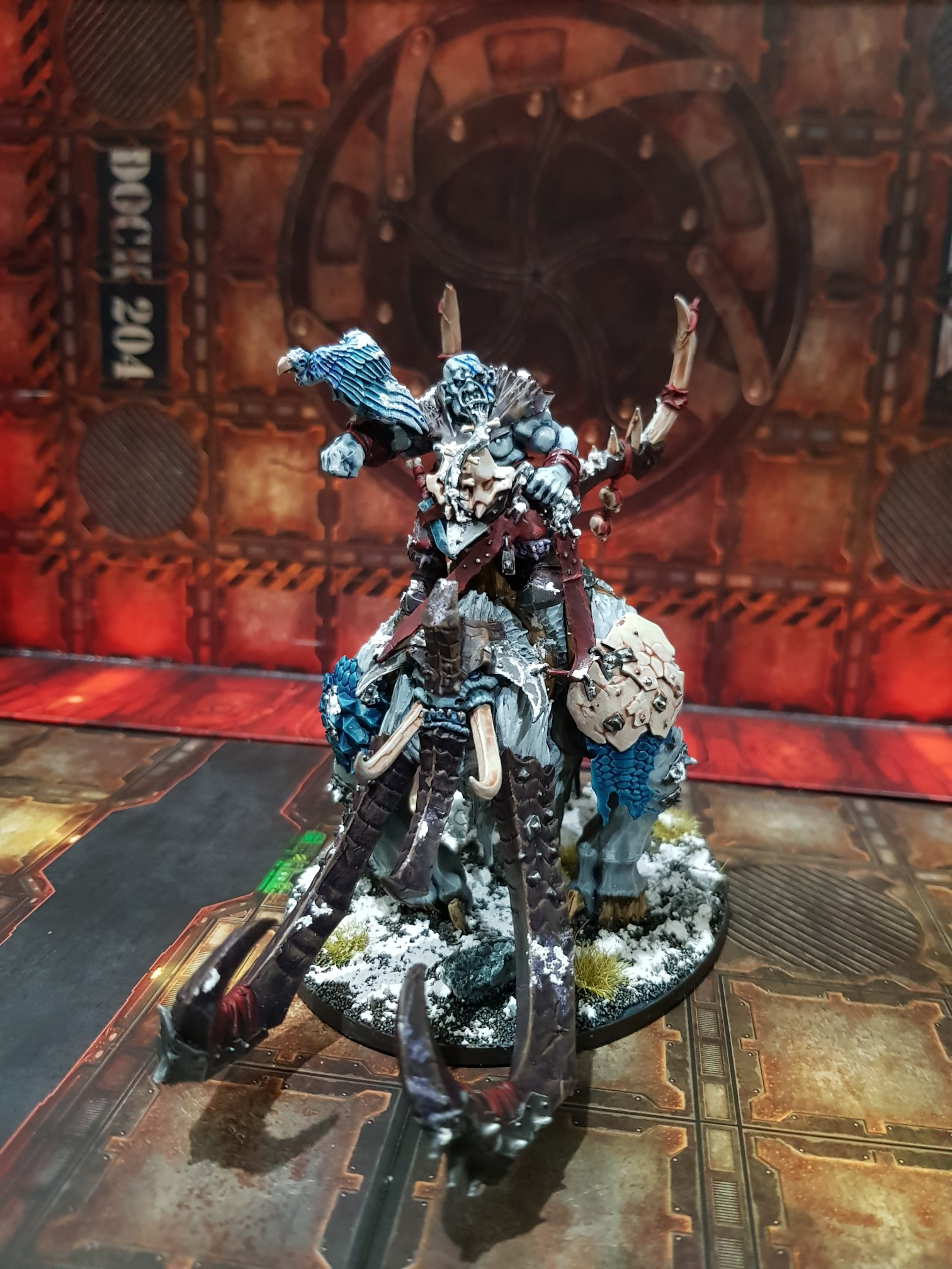 Beastclaw raider