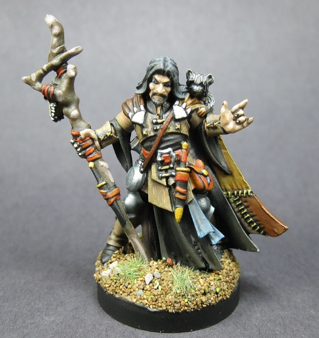 03843: Aurelio Endrino, Bonehenge Warlock