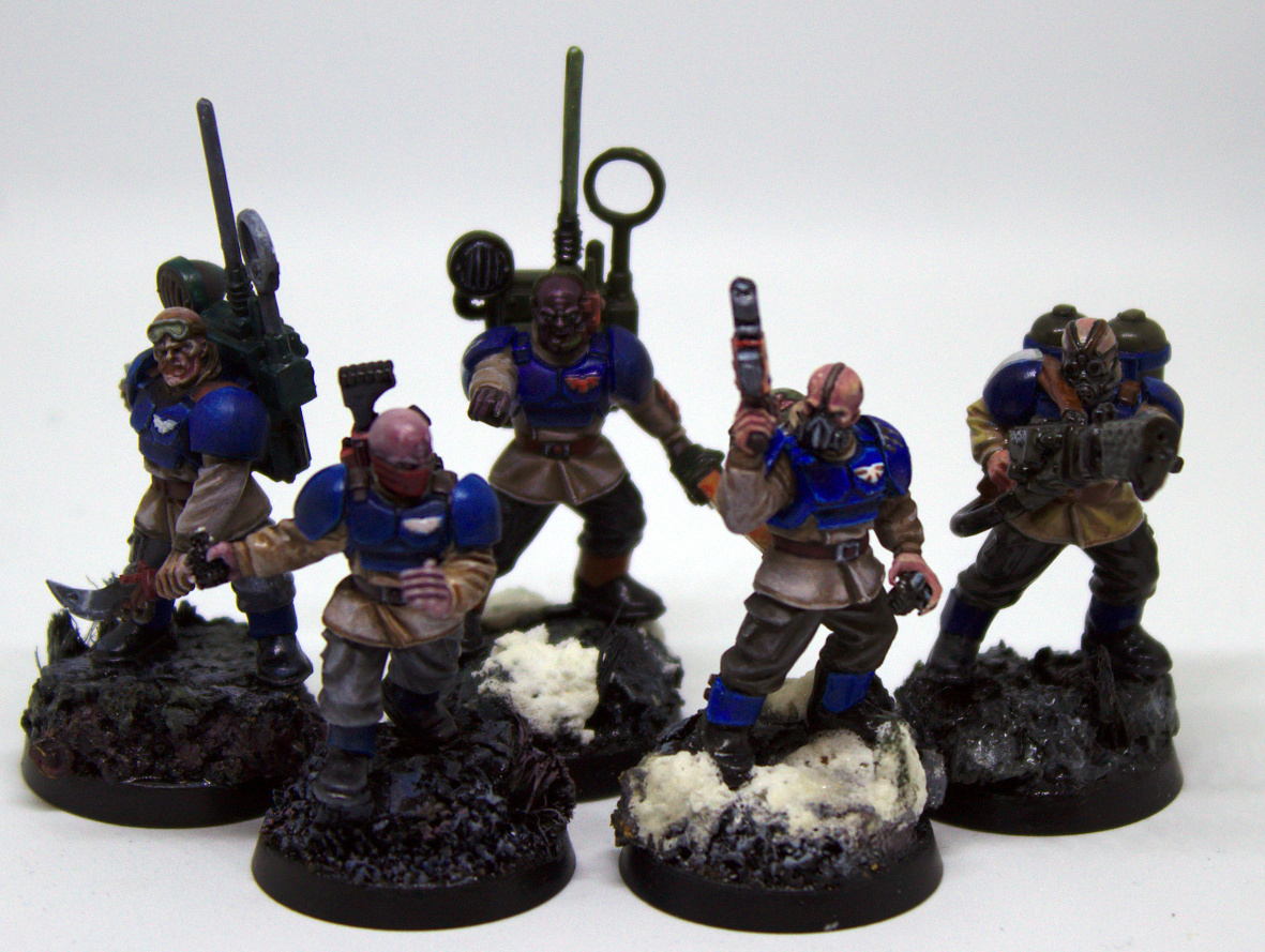 Guardsmen (Genestealer Cultists)