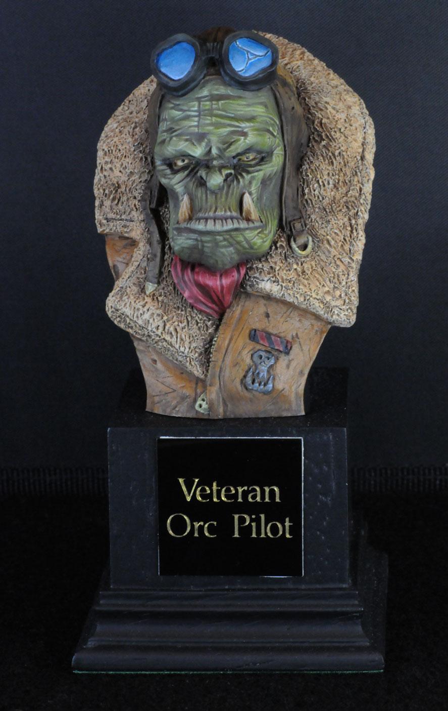 Orc Veteran Pilot