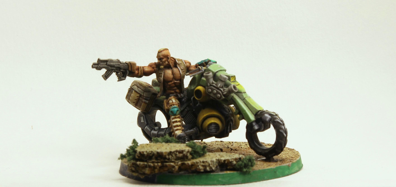 kum rider