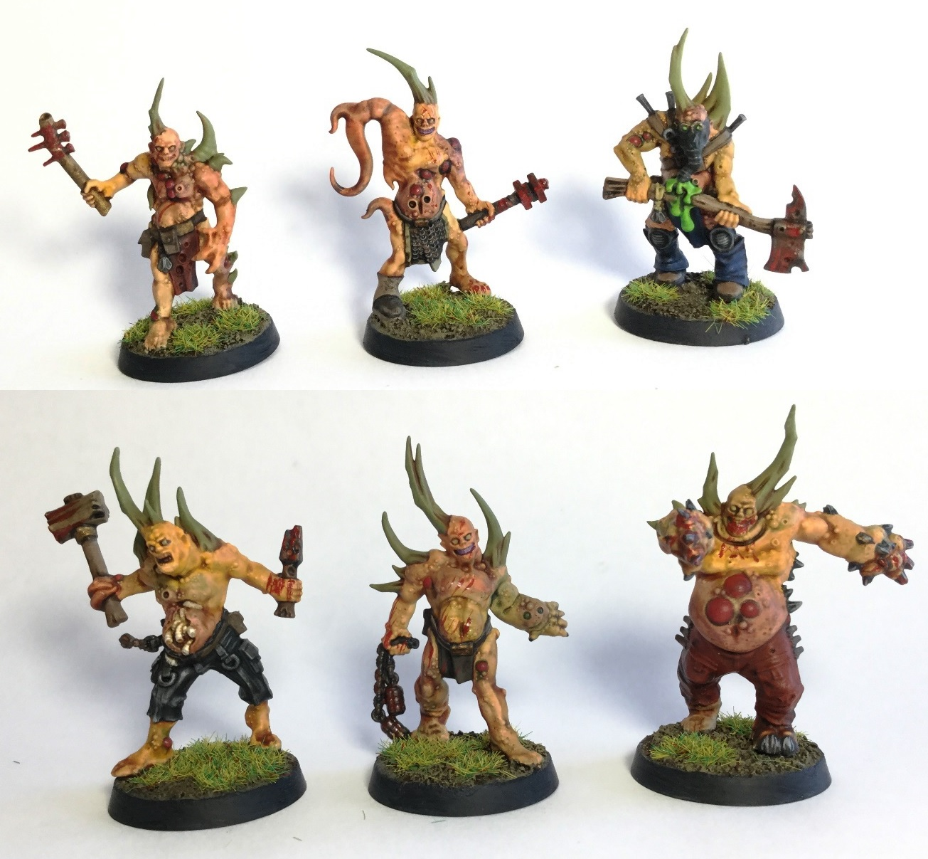 Poxwalkers