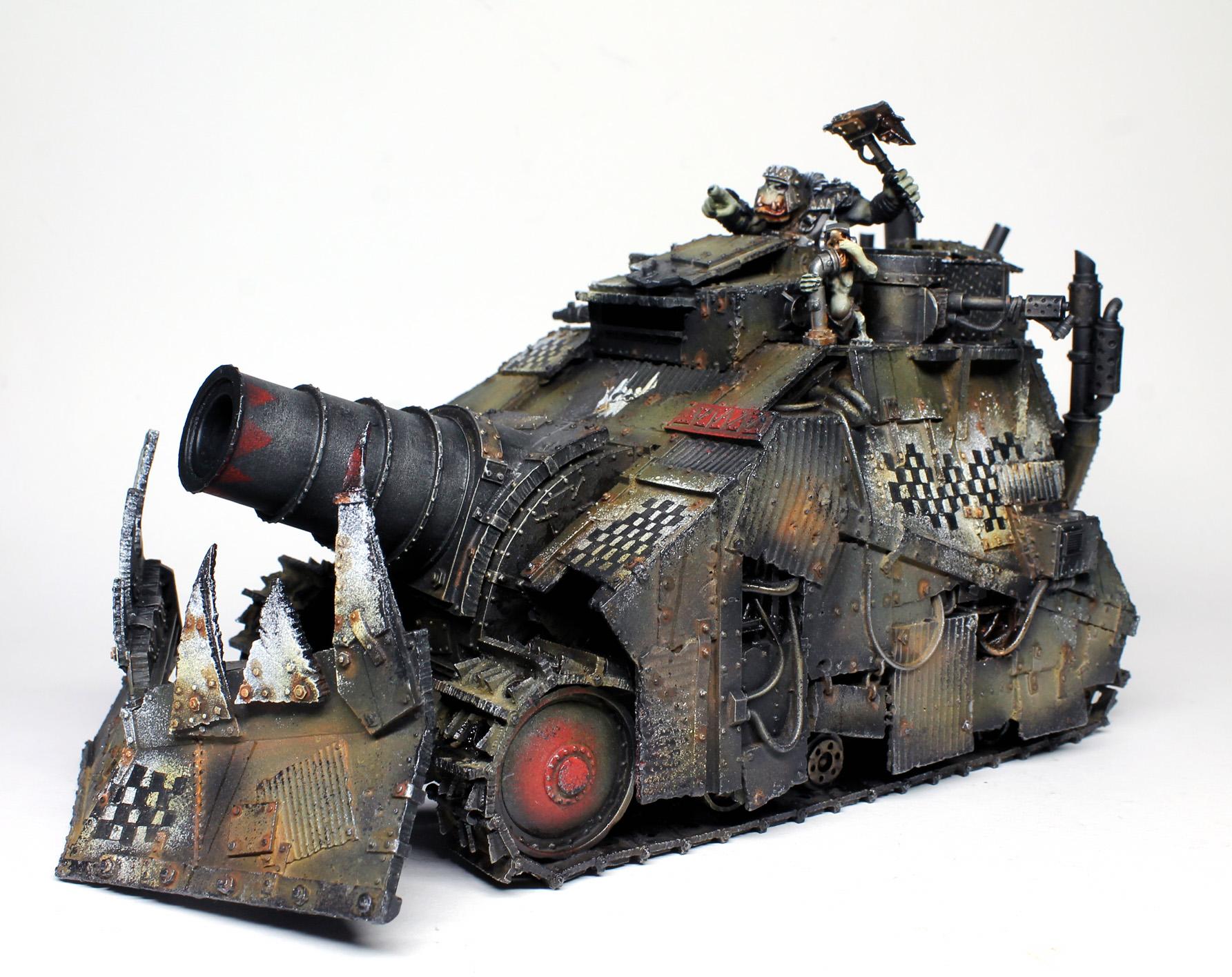 Ork KillBursta Tank