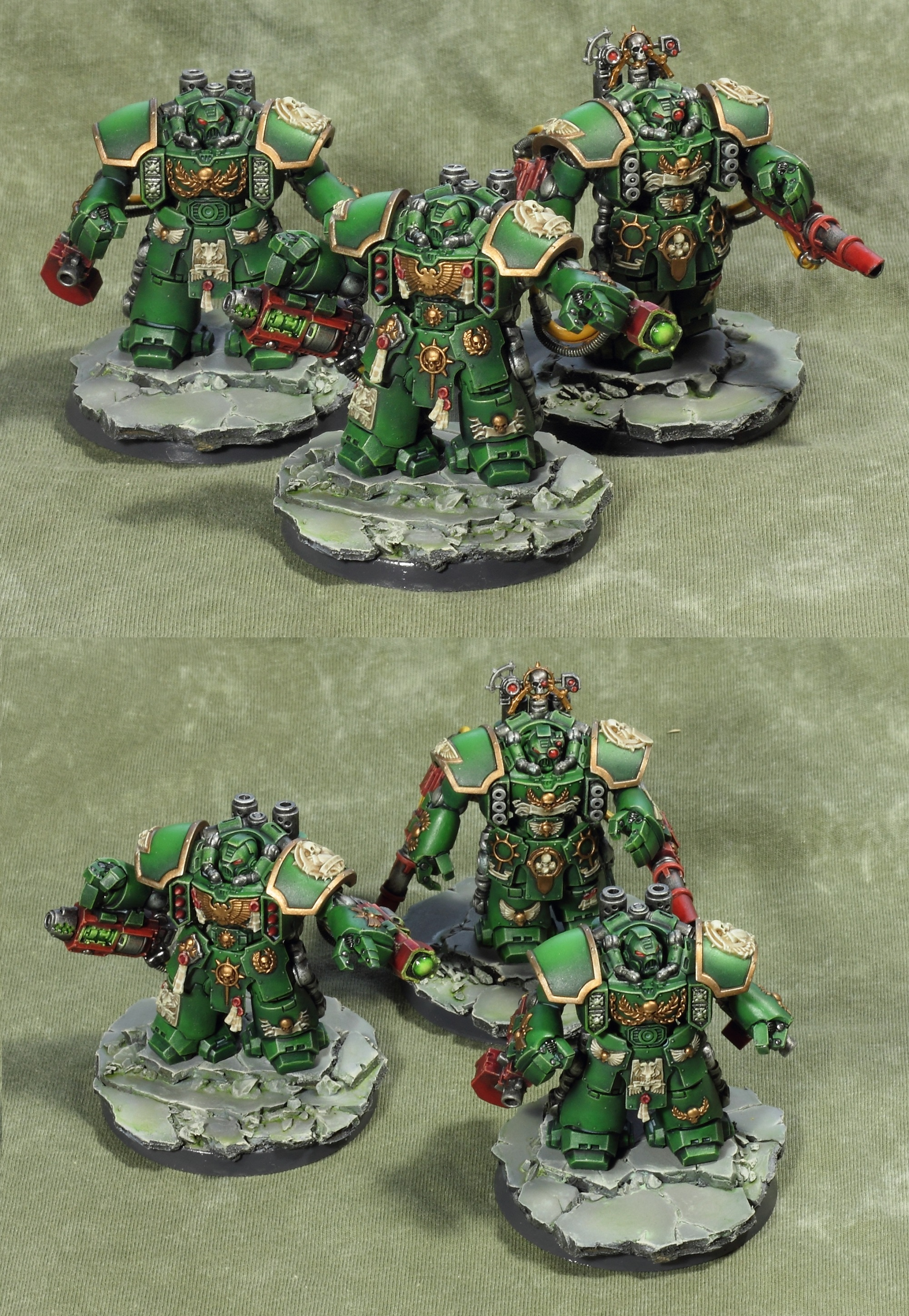 Dark Angels Centurion