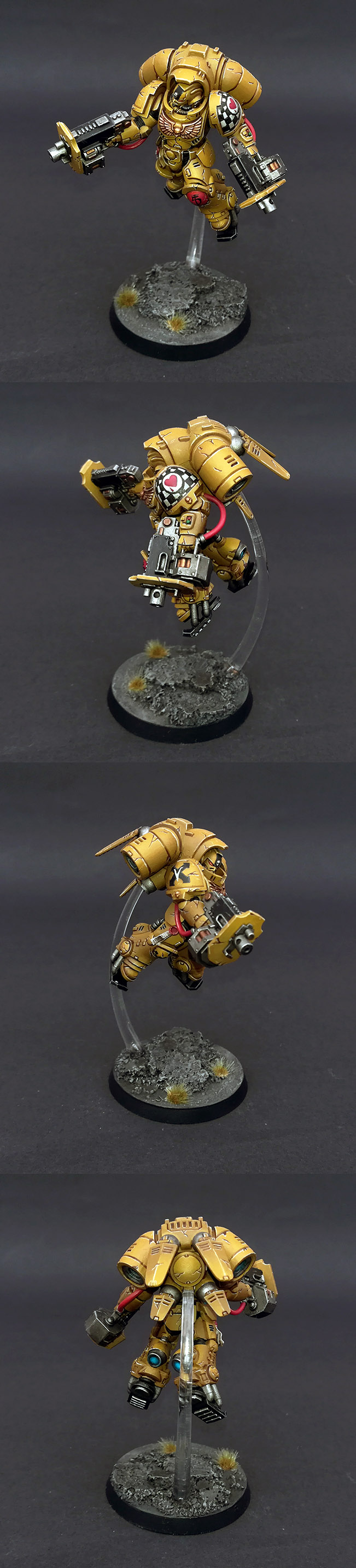 Lamenters Inceptor Seargant