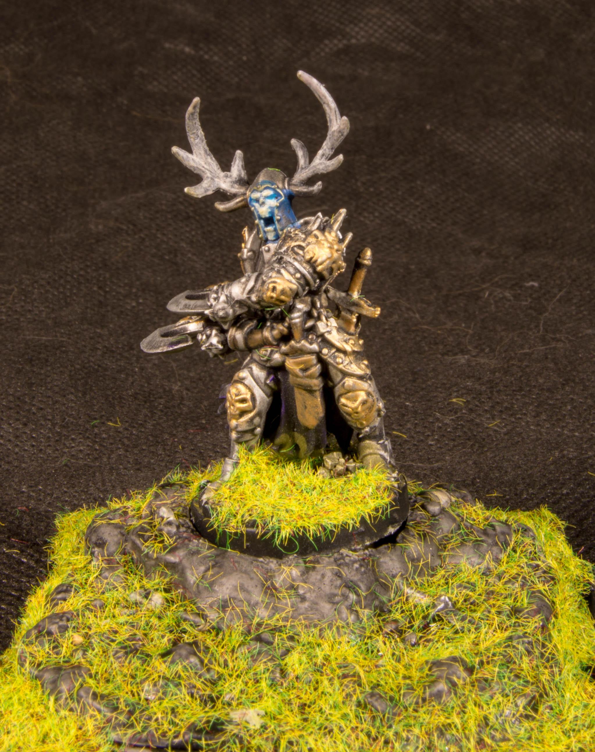 Runewars undead hero