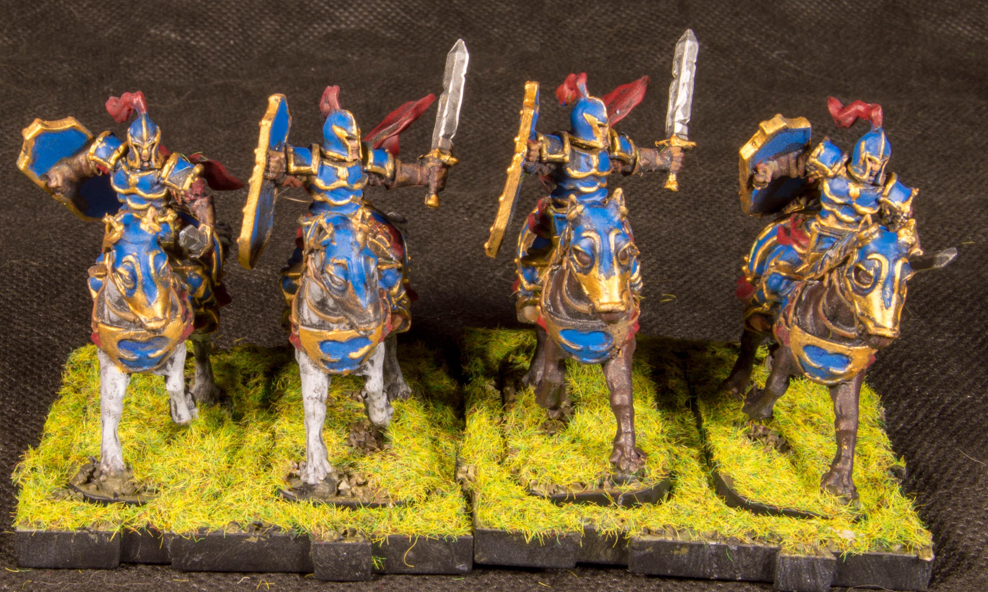Runewars human knights