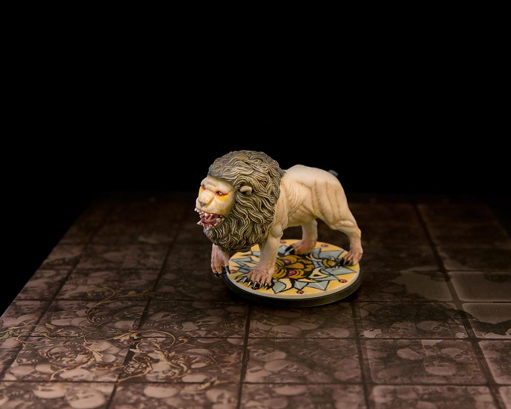 White Lion - Kingdom Death