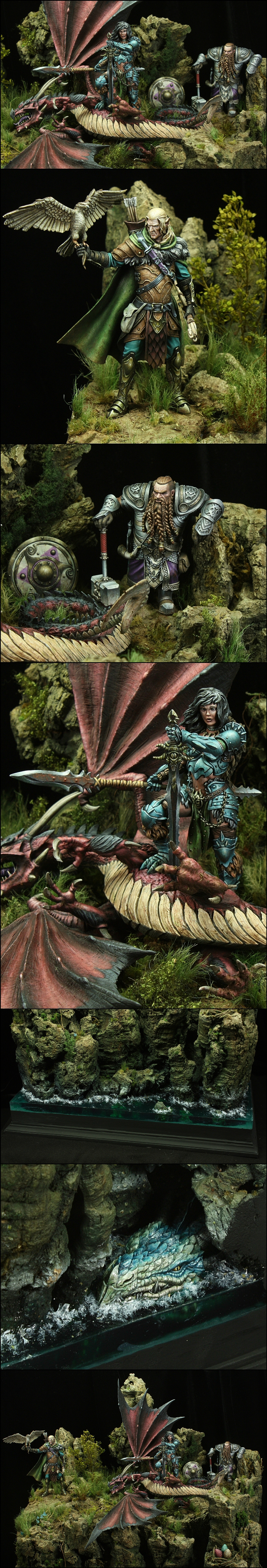 Dragon Hunters - Detail shots