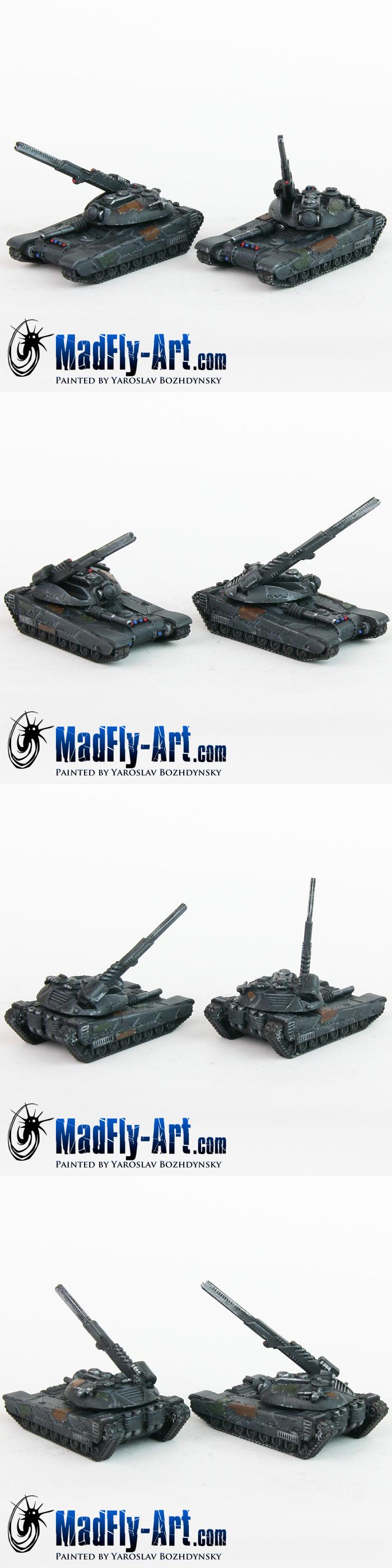 M20 Zhukov Tanks