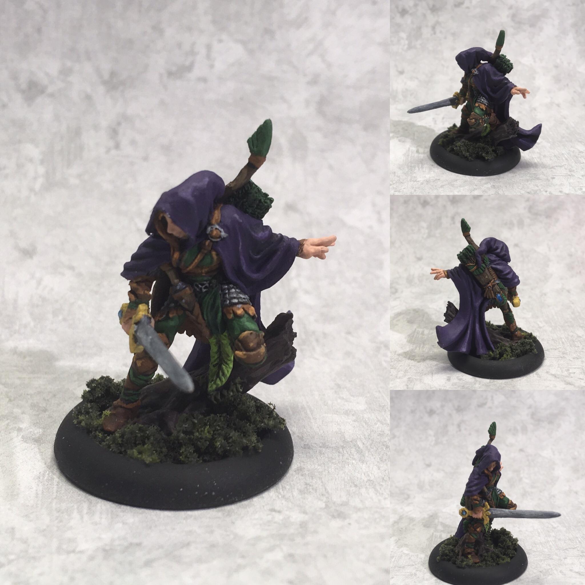Nienna, Female Elf Ranger
