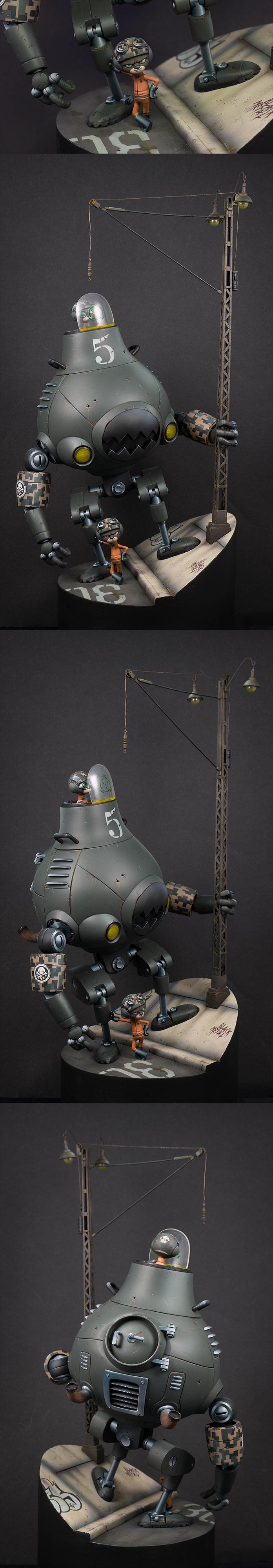 Chomp Bot