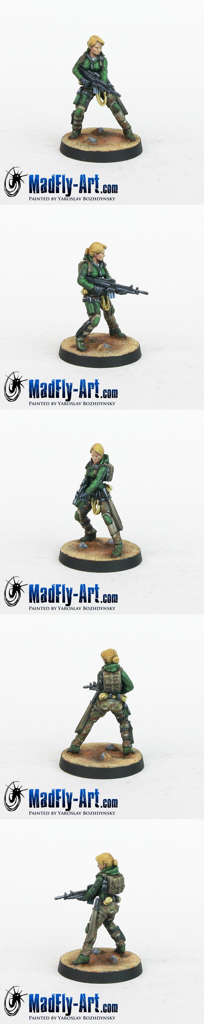 6th Airborne Rangers Reg