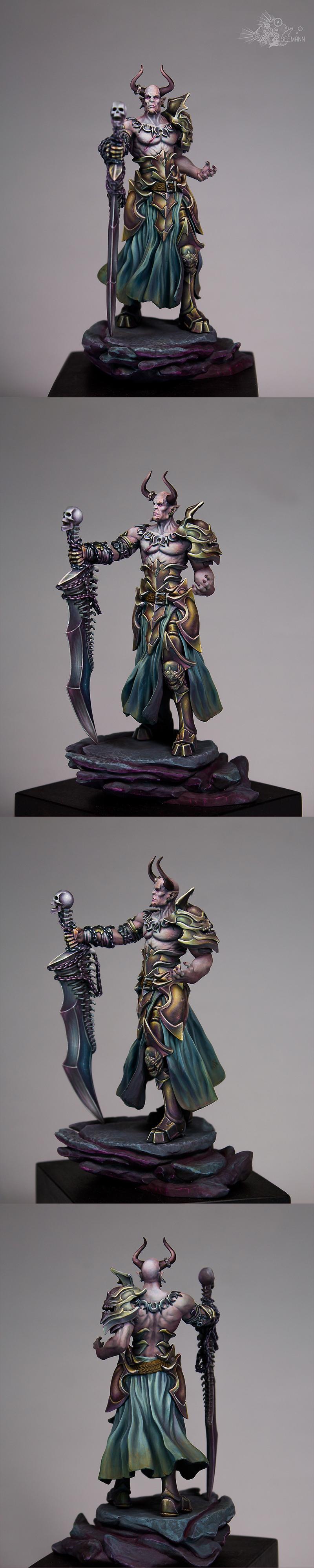 Dumah, Lord of Bones