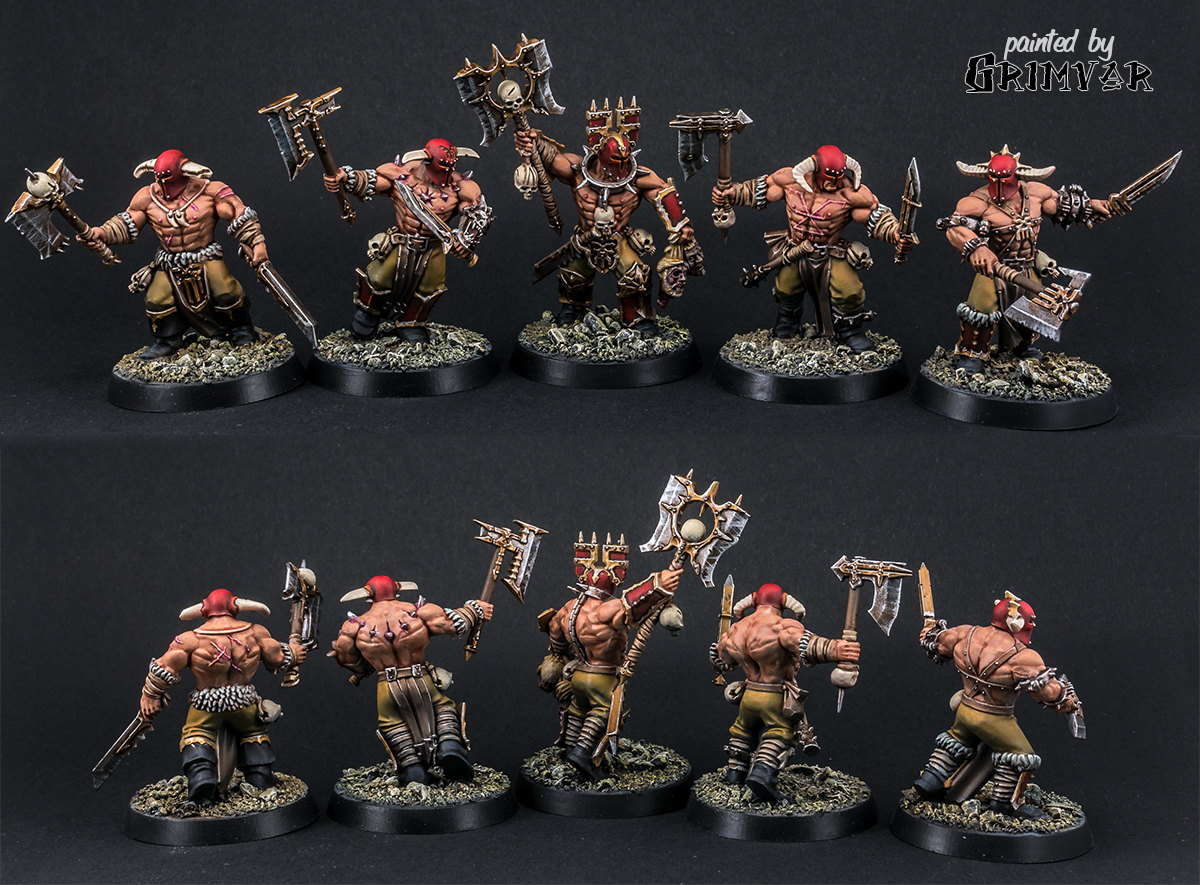 Storm of Sigmar Bloodreavers