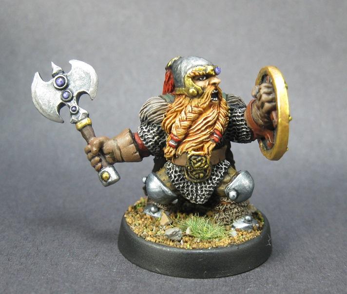 14554: Kragmarr Dwarf Captain