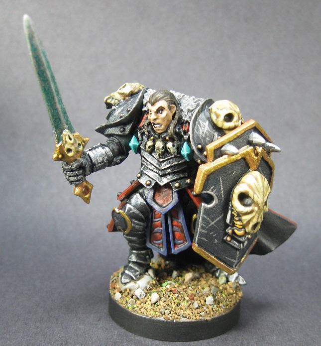 03158: Thurion, Blackguard