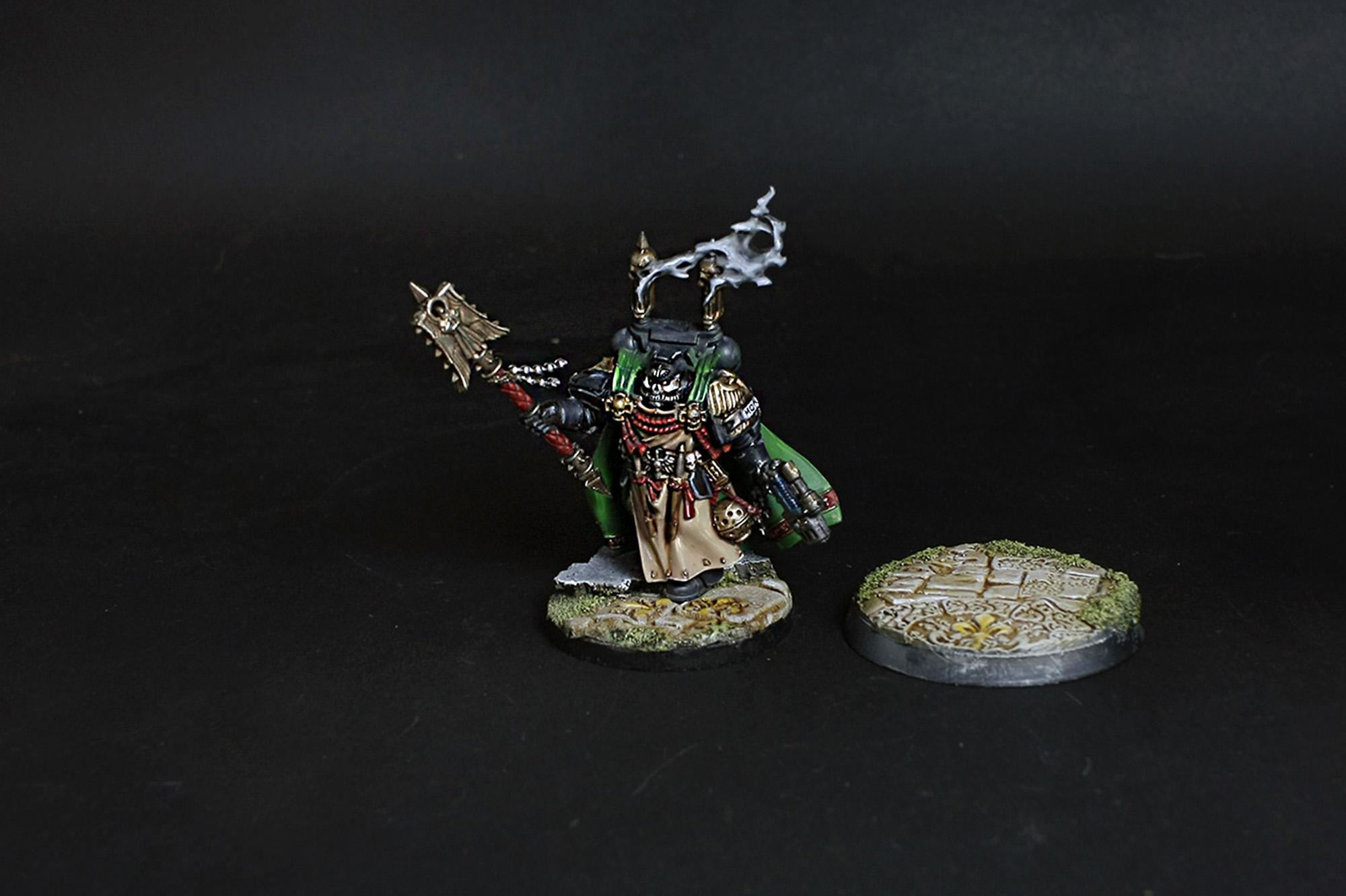 Interrogator Chaplain