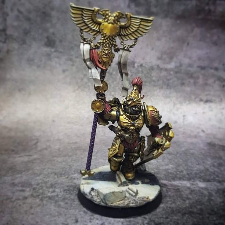 Custodian Guard Vexilla