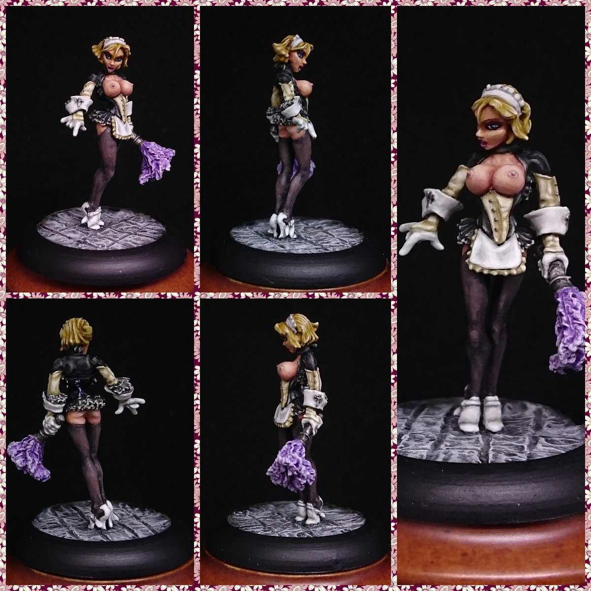Brigitte, the French Maid