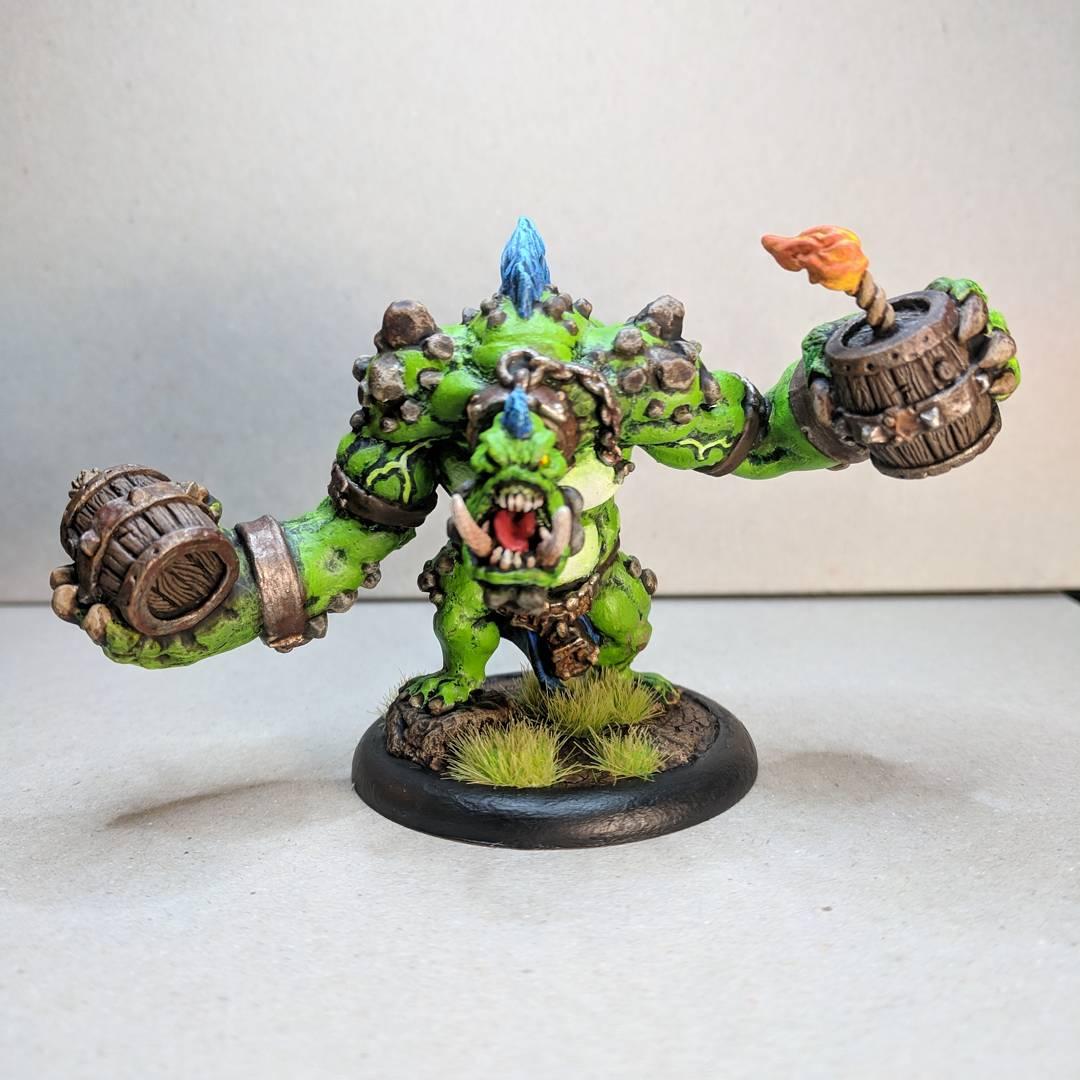 Green DK